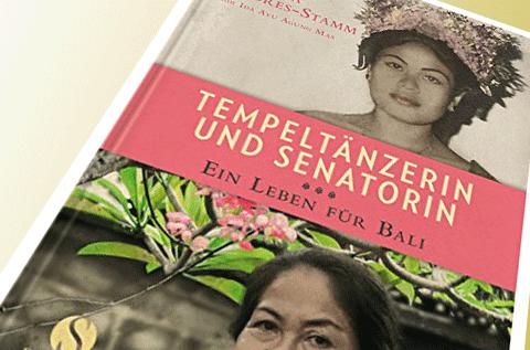 Buch: Tempeltänzerin und Senatorin